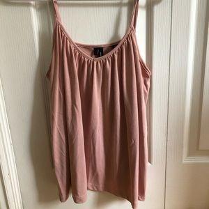 Pretty pink camisole